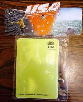 Tarjetas de Arbitro FIFA Marca USA