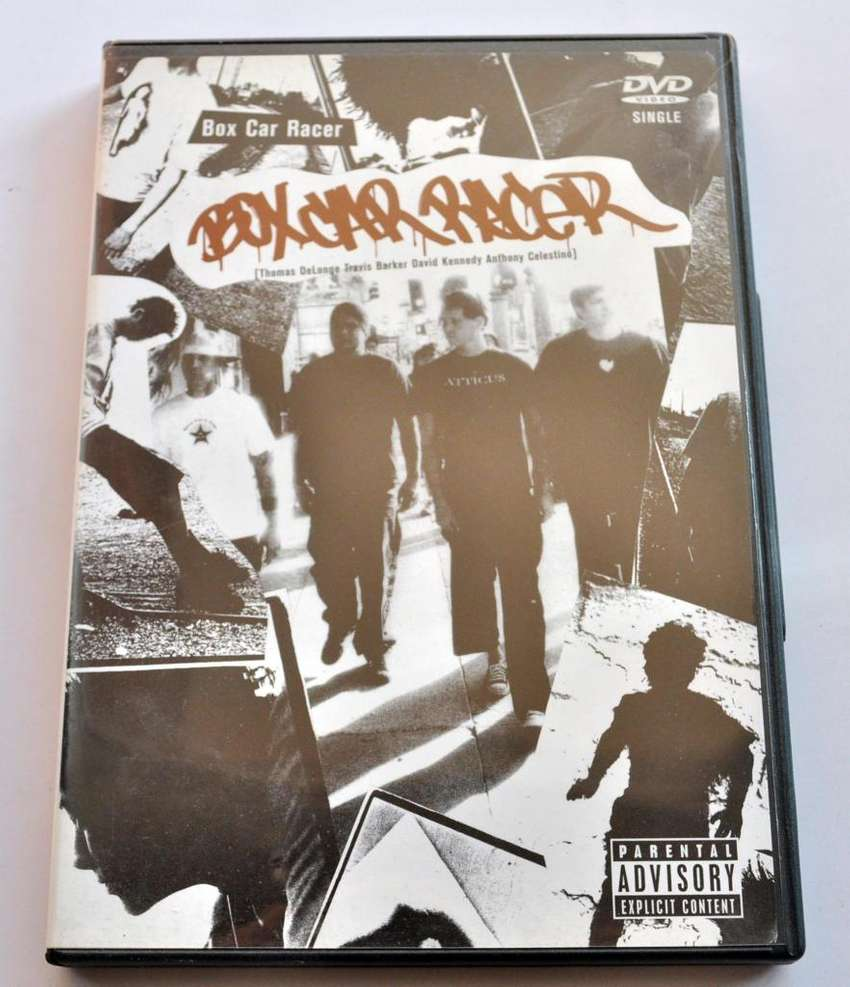 Box Car Racer DVD 0
