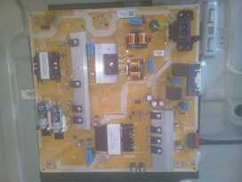 Vendó placa Main y. Fuente de poder de tv Samsung un55nu7100 .