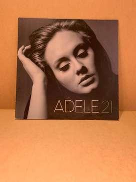 Vinilo original Adele