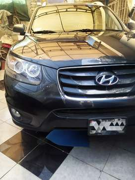 Hyundai Santa Fe año 2011