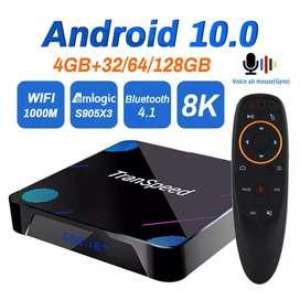 TV BOX 4G / 64G