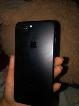 iPhone 7 Plus de 128 GB NEGRO///negociable
