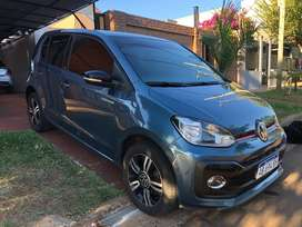 VW UP! PEPPER TSI