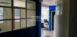 Alquiler de oficina en Cdla. Bolivariana cerca de la U. Guayaquil y Av. 9 de octubre