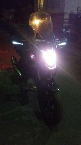 Honda CB 500 X  Modelo 2015  Trail Urbana