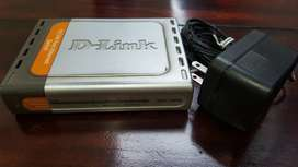 Router Switch D - Link