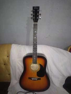 Vendo guitarra electroacústica original marca orich