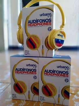 Audífonos externos 3.5