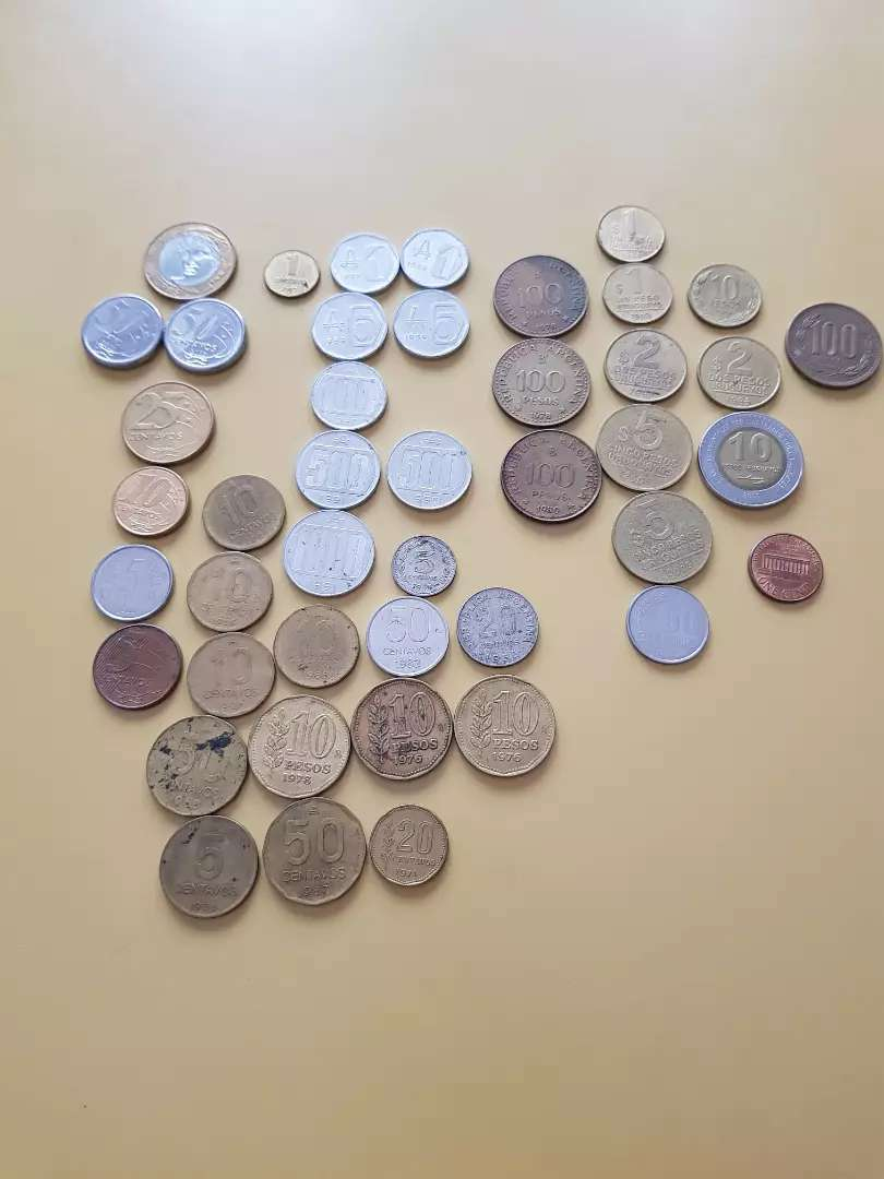 Lote de monedas 0