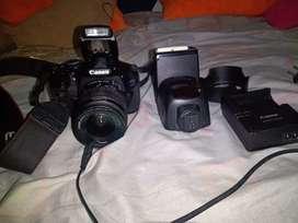 Camara Canon Eos600D