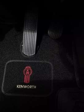 Tapetes en Alfombra Kenworth T-800