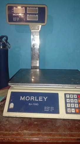 Balanza Morley