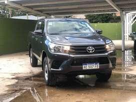 Toyota Hilux Dx 2021 0 km