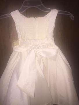 vestido bautizo barato