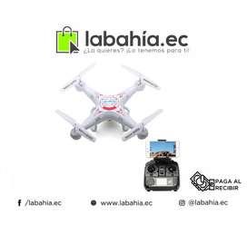 Drone con camara HD720 y App para celular X5C1