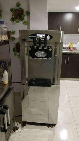 Maquina de helados
