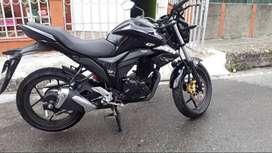 Vendo moto susuki Gixxer mod 2020