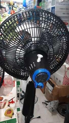 Ventilador con repelente para zancudos samurai air protec maxx 2 en 1 !