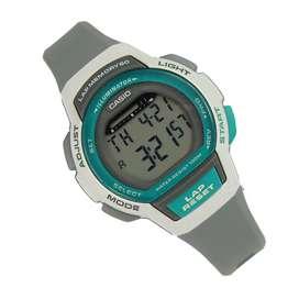 Reloj Casio dama solar duracion batería 5 años