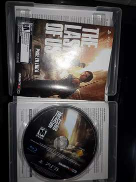 Juego ps3 the last of us