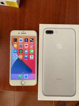 Vendo iPhone 7 plus 32g excelente estado