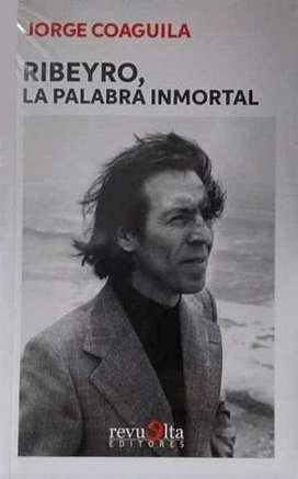 RIBEYRO La Palabra Inmortal, JORGE COAGUILA