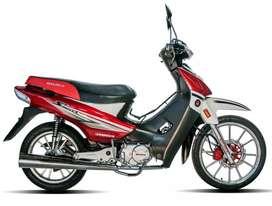Moto Gilera Smash 110 Full 0 Km Muñoz Marchesi
