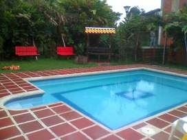 Alquilo casa campestre con piscina
