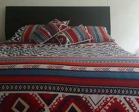 Vendo cama doble buen estado