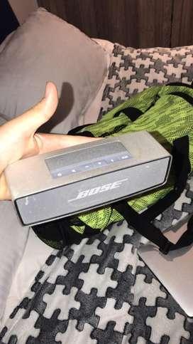 Bose Soundlink Mini (sin cargador)
