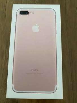 iPhone 7 Plus rosado