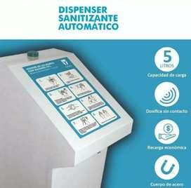 Sanitizante automático