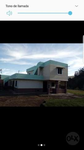 Casa de Campo en Yuracrucito