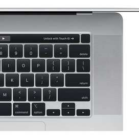 "Apple MacBook Pro 16"" Touch Bar Core i7 9ª Retina 3072 x 1920"