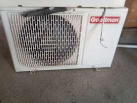 Aire acondicionado  goodman