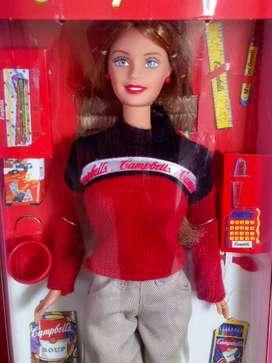 Barbie Alphabet Soup Campbell's