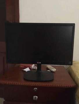 """Monitor LG 20"""""""