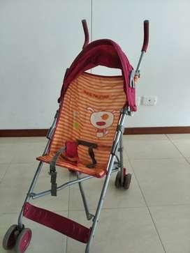 Coche paseador niños 1 a 4 años