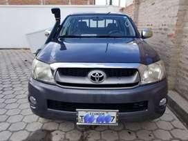 Vendo camioneta Hilux Diesel 4x4 doble cabina $22.000