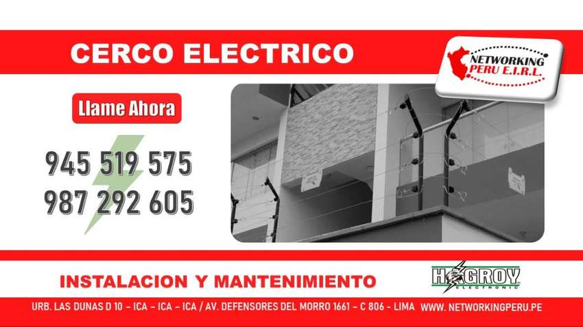 Cerco Electrico 0