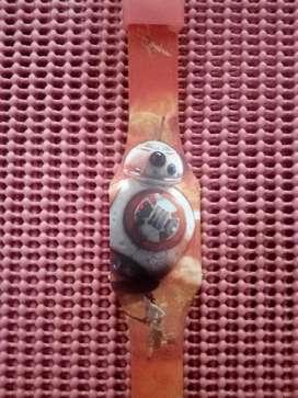Star Wars Reloj Bb8 Original