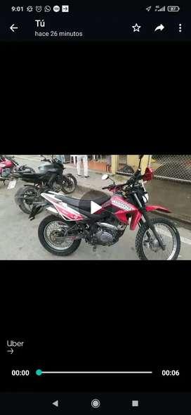 Venta de moto daytona