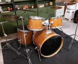 Batería ADW American Drum Works