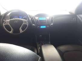 Hyundai Tucson 2013. GLS automática