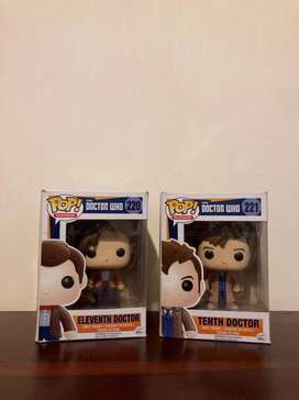 Funko Pop Doctor Who Eleventh/Tenth Doctor