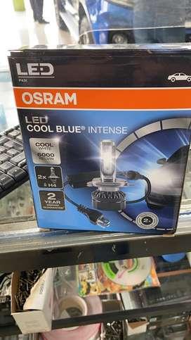 Focos led h4 osram