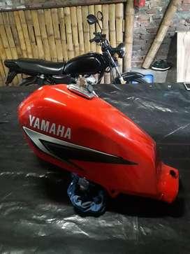 Tanque Yamaha YB125