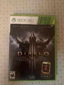 Diablo reaper of souls xbox 360