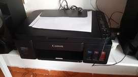 Vendo impresora  con 2 meses de uso